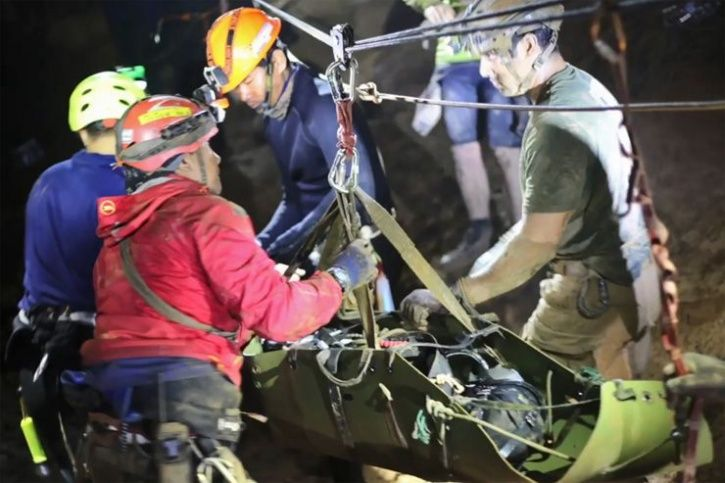 Thai Cave boy rescue