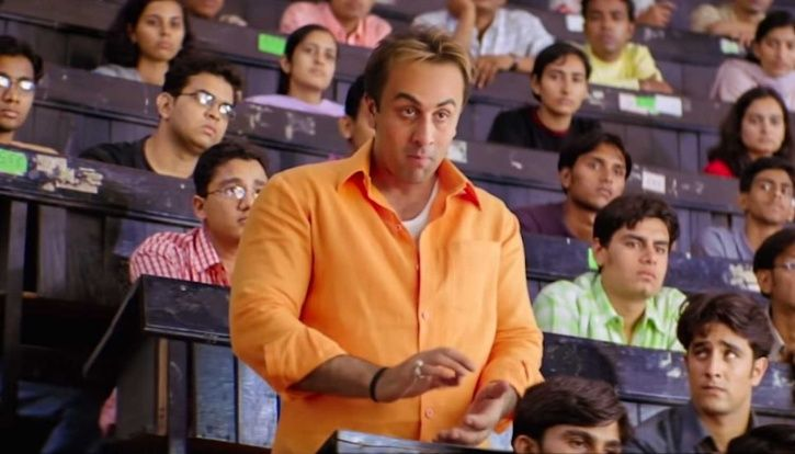 The Classroom Scene From 'Sanju' Has Started A Meme Fest And The Results Are Hilarious