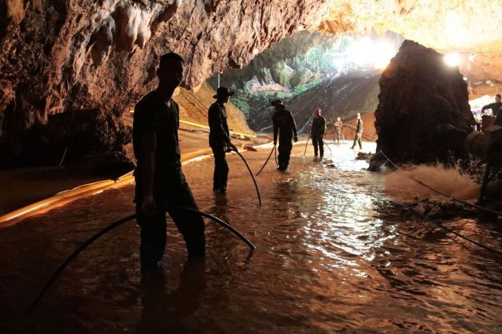 There Was An Indian Connection In Thailand Cave Rescue Operations Which Saved 13 People
