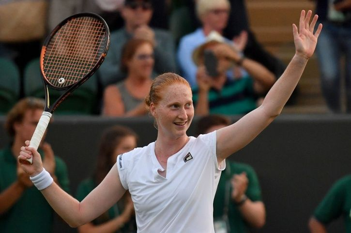 This tennis player declared herself openly gay