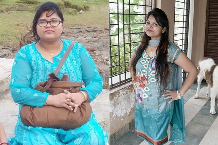 This Woman Lost 32 Kilos In 9 Months By Including Yoga And Lemon Water Into Her Lifestyle