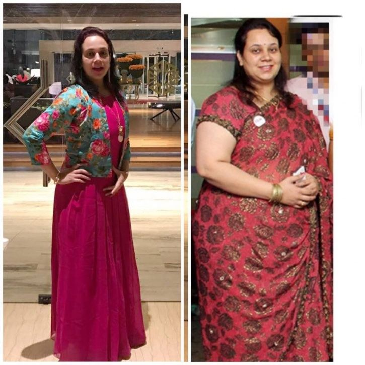 This Woman Lost 42 Kilos By Counting Her Calories And Consistent Self-Motivation, Here's How