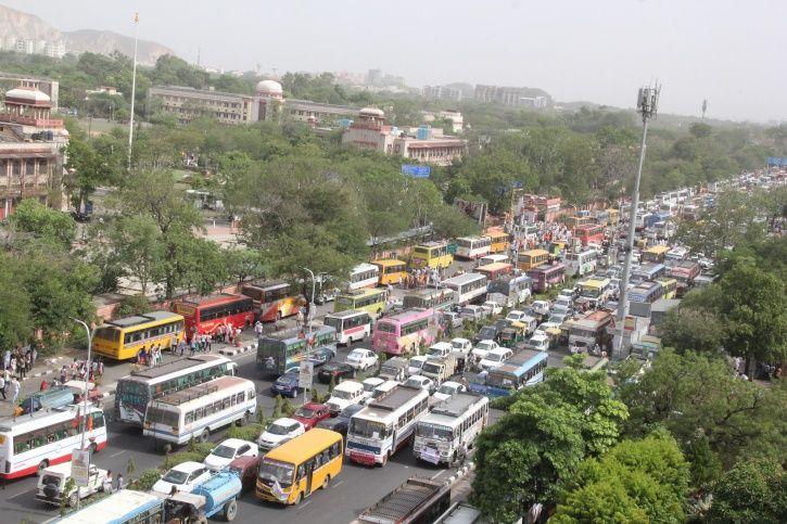 traffic, chaos, parking