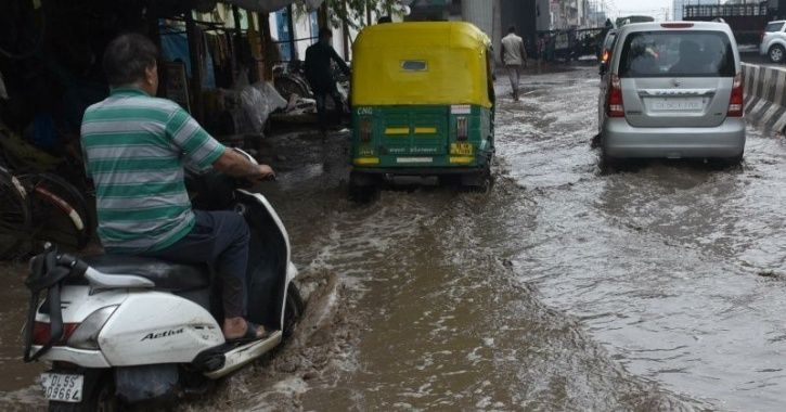 Traffic Hit In Delhi Due To Rain, DCW Rescues 16 Nepali Girls + More Top News