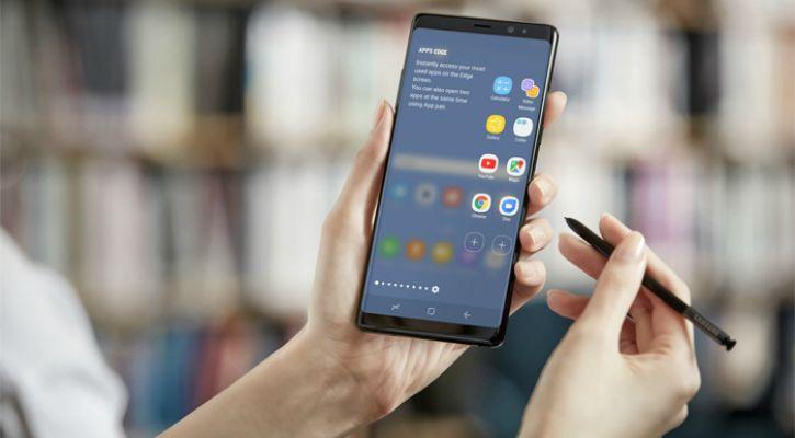 unbreakable Samsung display