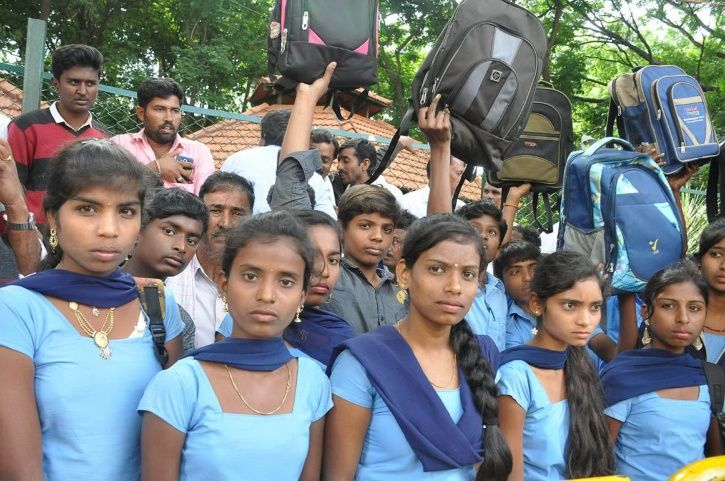 underweight, private, government schools, nutrition