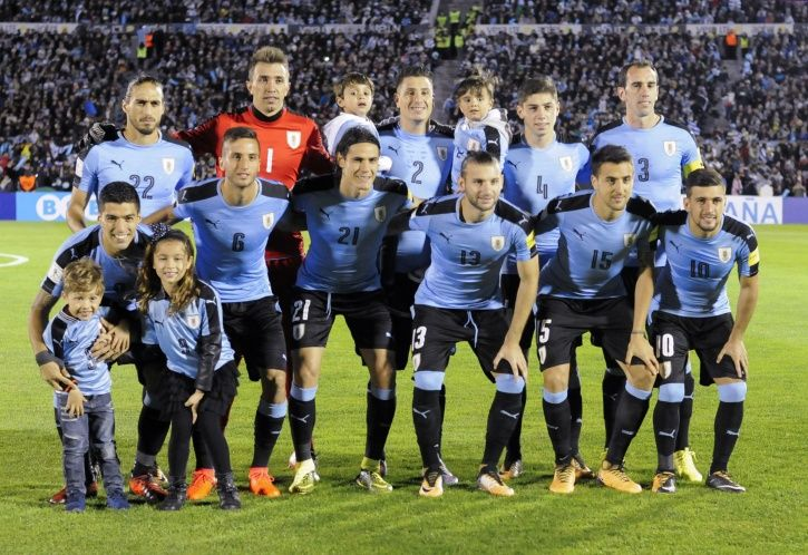 Uruguay have won 2 FIFA World Cups