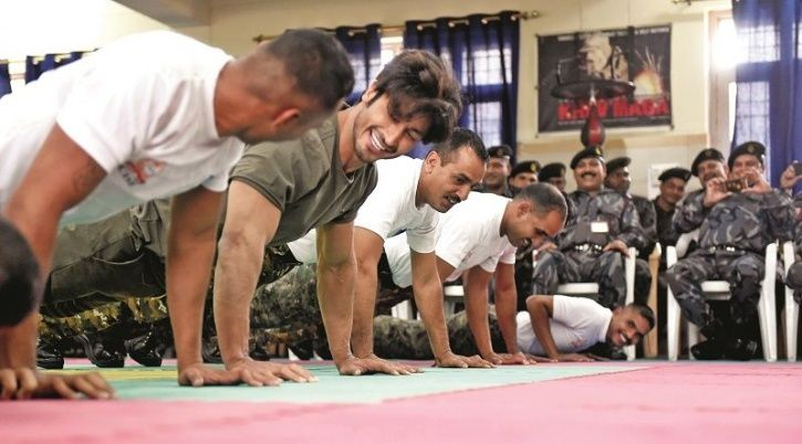 Vidyut Jammwal Makes India Proud As He Makes It To The List Of World's Top 6 Martial Artists
