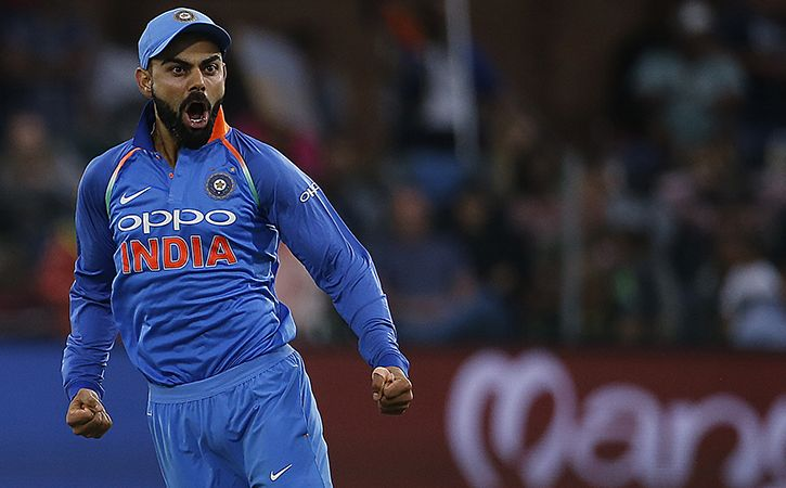 Virat Kohli Issues Out An Open Challenge To England