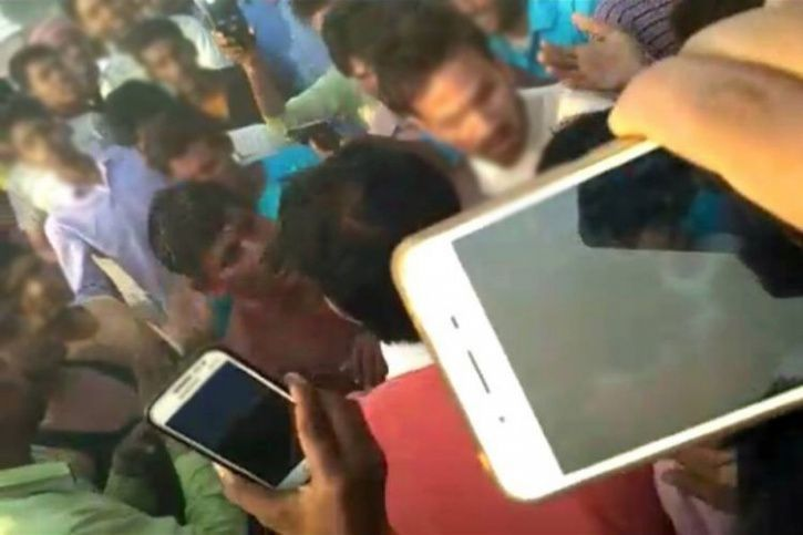 WhatsApp rumour of child traffickers