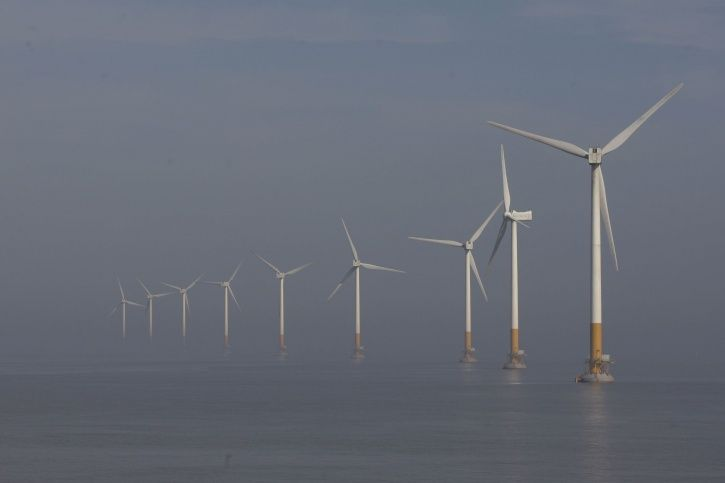 wind mills, renewable energy