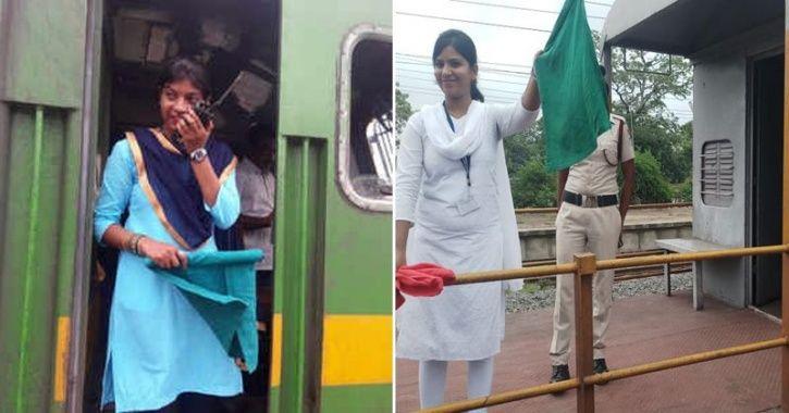 women train pilot