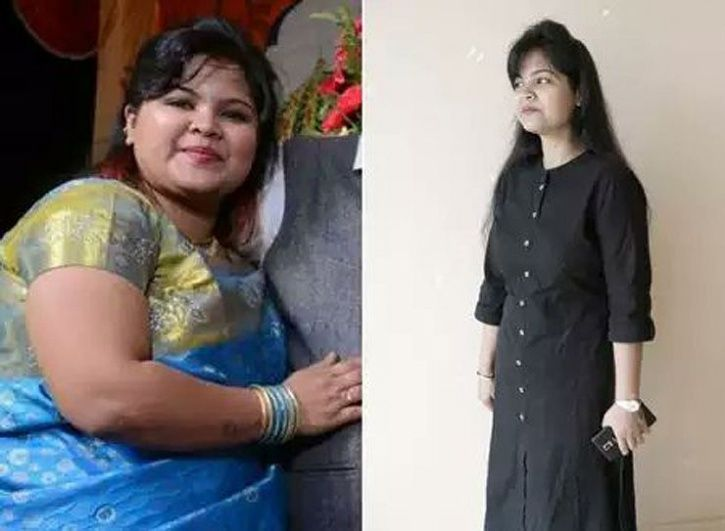 Yoga And Lemon Water Helped This Woman Who Lost 32 Kilos In Nine Months