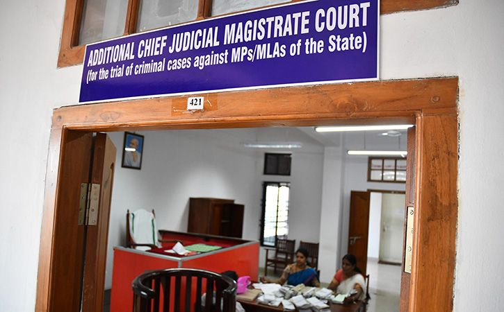 791 Cases Against MPs MLAs Shifted To Fast Track Courts