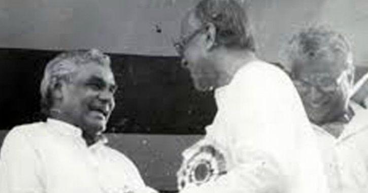 A Atal Bihari Vajpayee Indira Gandhi