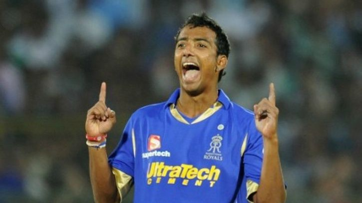 A picture of Ankeet Chavan who was allegedly involved in IPL betting and spot fixing scam of 2013.