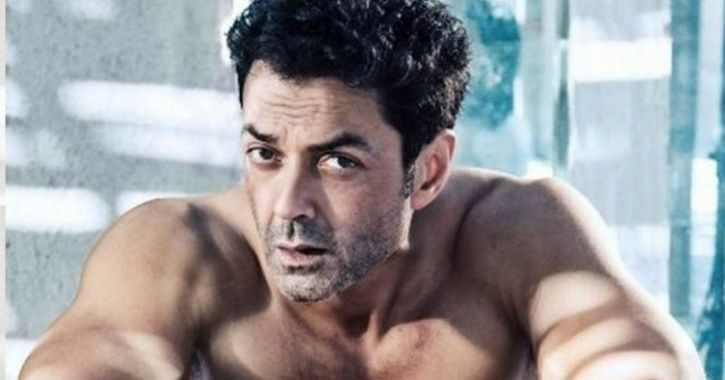 A picture of Bobby Deol from Race 3.