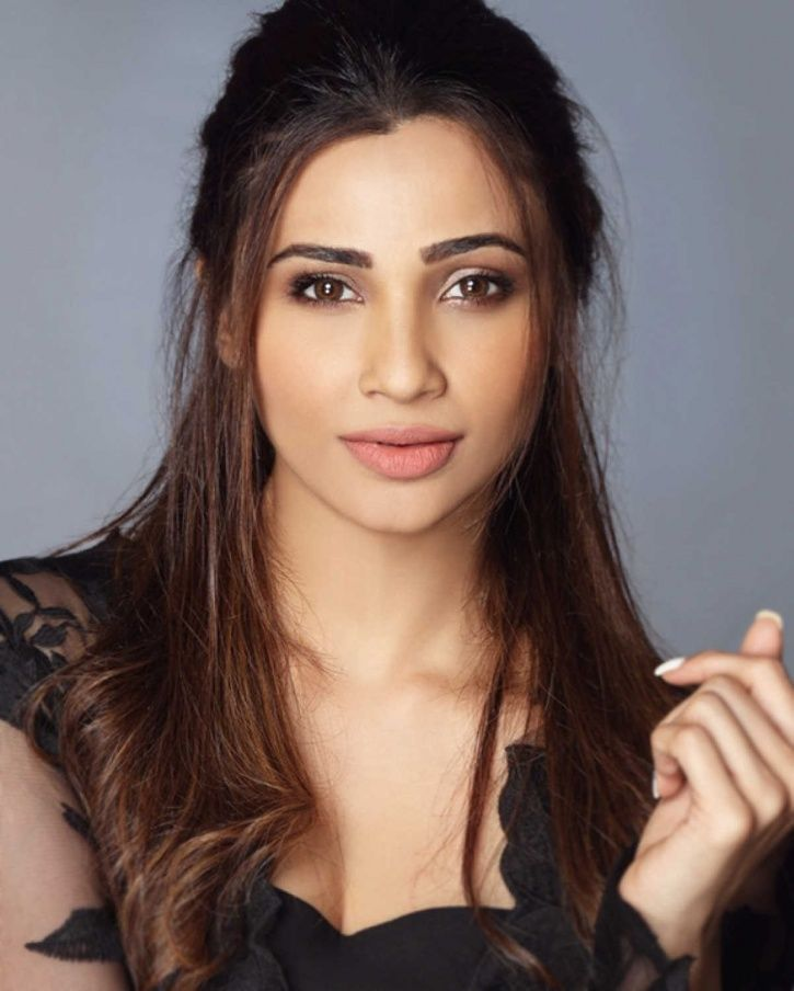 A picture of Daisy Shah.