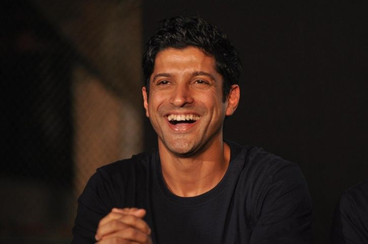 A picture of Farhan Akhtar