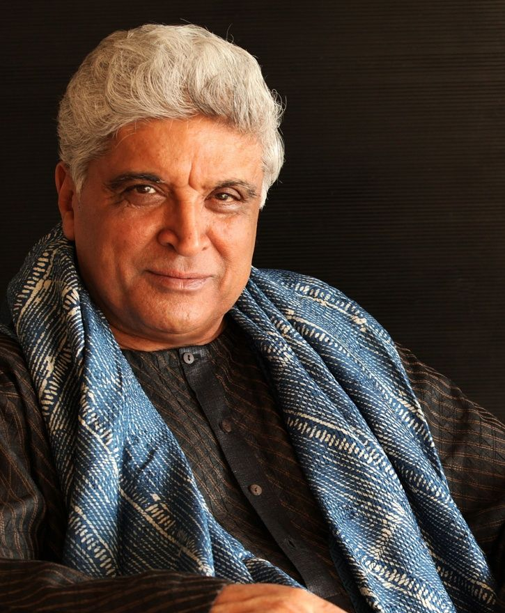 A picture of Javed Akhtar
