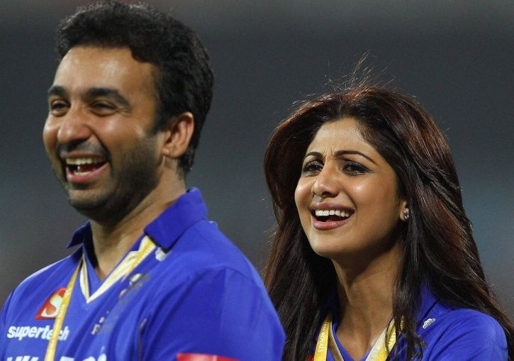 A picture of Raj Kundra who was involved n betting and IPL spot-fixing scandal of 2013.