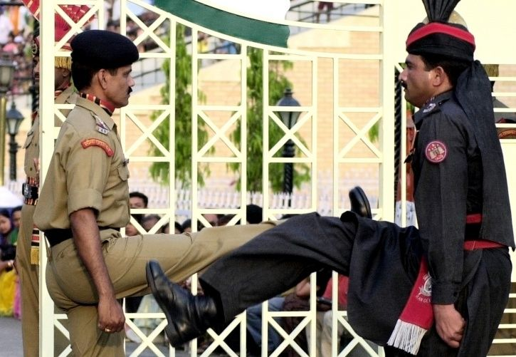 After 4 BSF Jawans Killed In Cross-Border Firing, No Exchange Of Sweets This Eid At Wagah Border