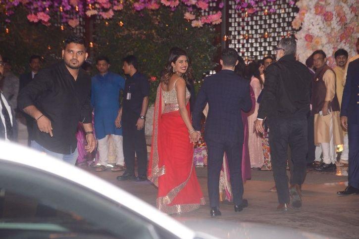 Akash Ambani and Shloka Mehta's pre-engagement party10