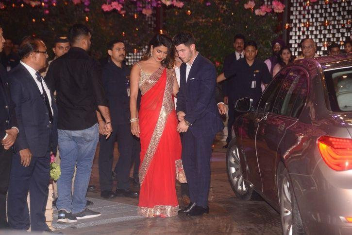 Akash Ambani and Shloka Mehta's pre-engagement party11