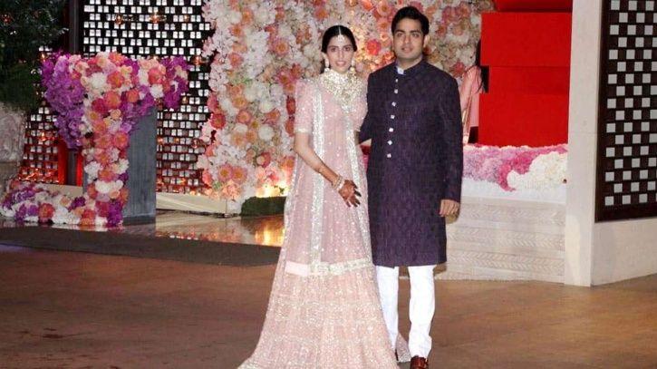 Akash Ambani and Shloka Mehta's pre-engagement party1