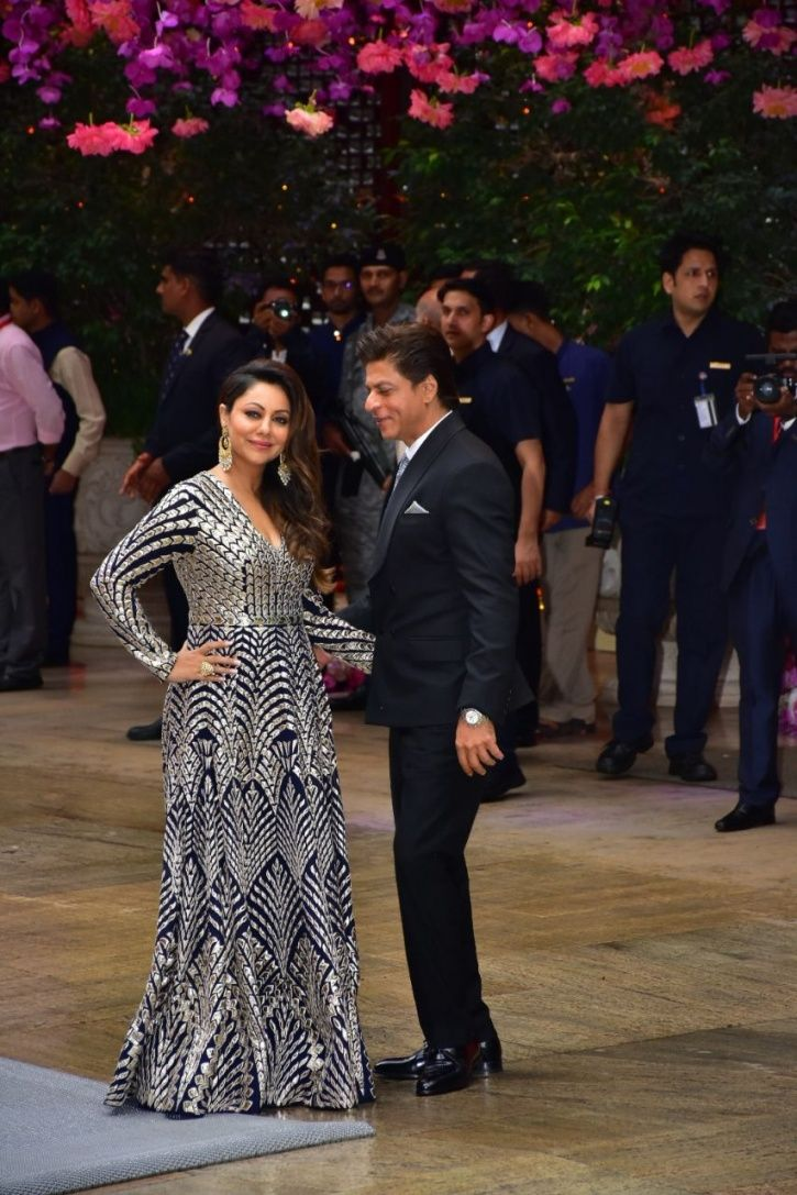 Akash Ambani and Shloka Mehta's pre-engagement party3