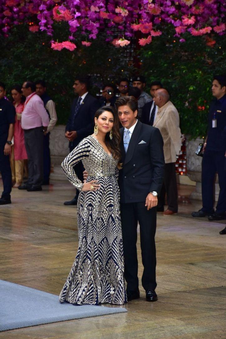 Akash Ambani and Shloka Mehta's pre-engagement party4