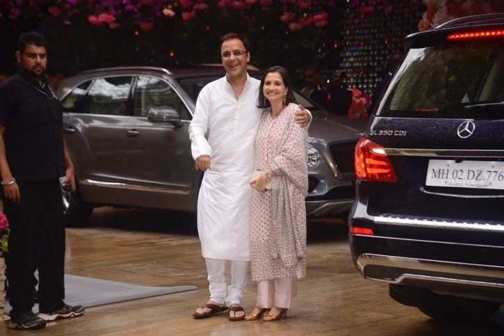 Akash Ambani and Shloka Mehta's pre-engagement party5