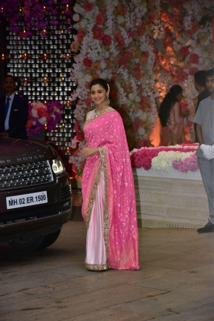 Akash Ambani and Shloka Mehta's pre-engagement party6