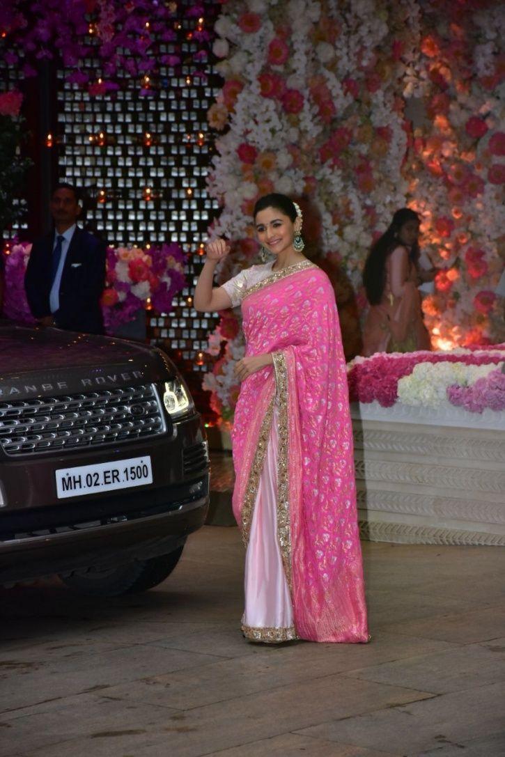 Akash Ambani and Shloka Mehta's pre-engagement party7