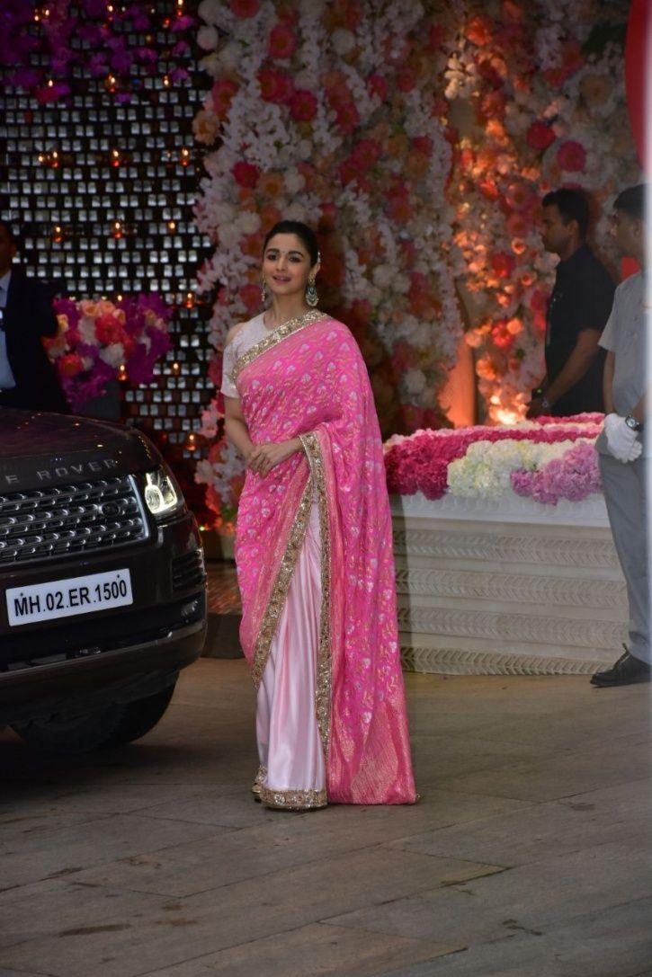 Akash Ambani and Shloka Mehta's pre-engagement party8