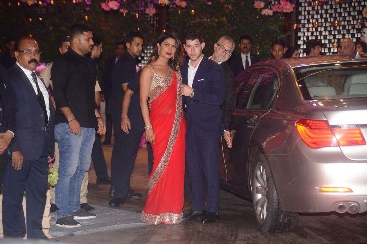 Akash Ambani and Shloka Mehta's pre-engagement party9