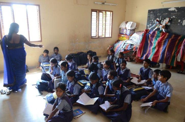 annual exams for govt school teachers