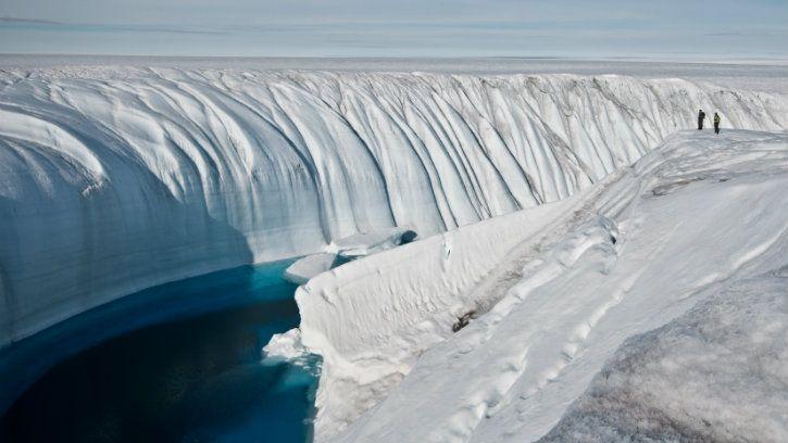 antarctica ice sheet melt