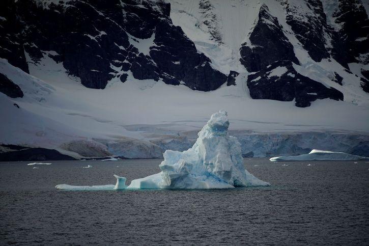 Antarctica, south pole, coldest place