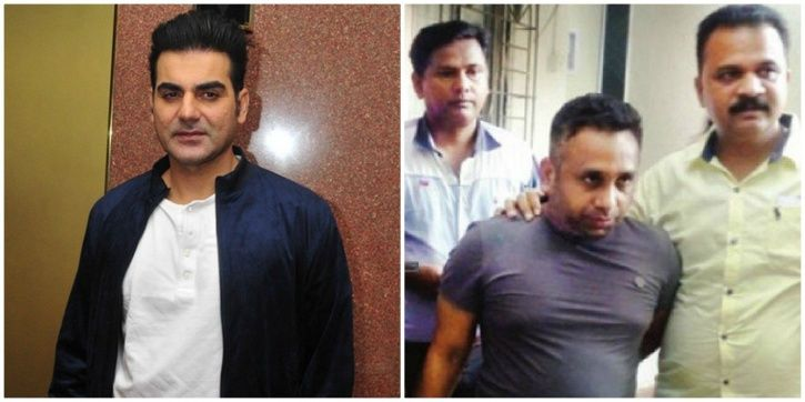 Arbaaz Khan had been called in for questioning