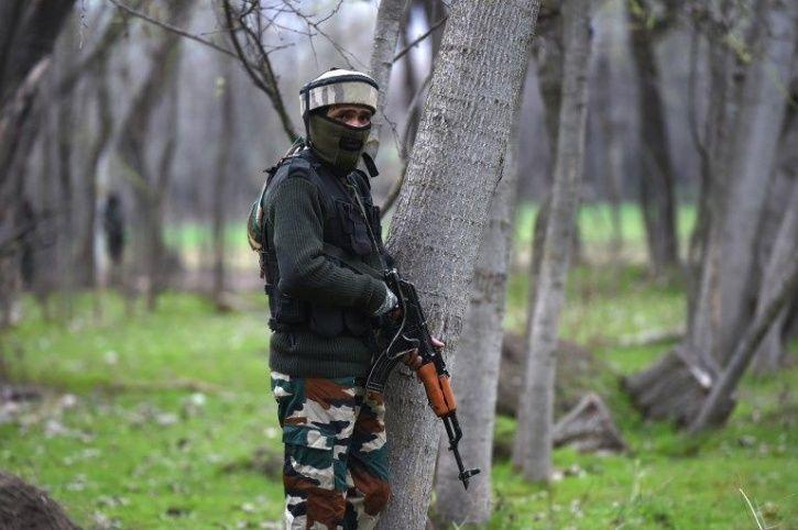 Army Foils Infiltration Bid 6 Terrorists Killed