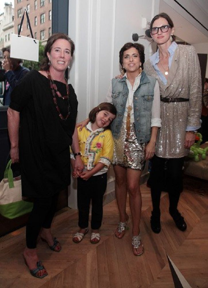 """""""Ask Daddy, I Love You,"""" Wrote Ace Designer Kate Spade In Her Suicide Note For Her Daughter"""