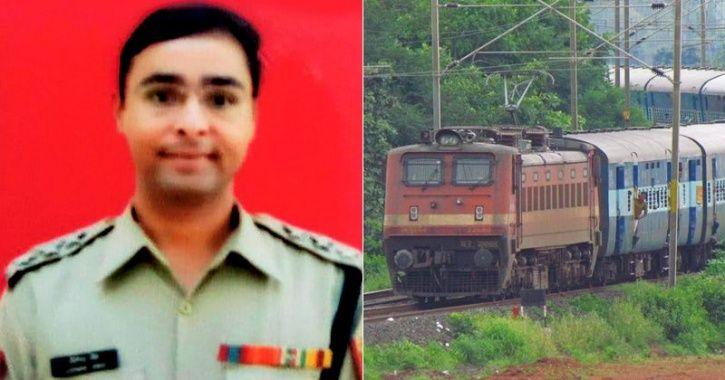 Assistant Commandant Jitendra Singh