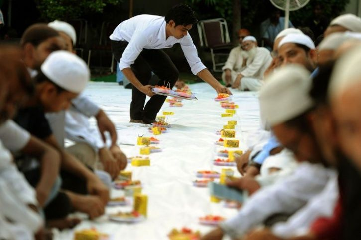 Ayodhya Temple Hosts Iftar party