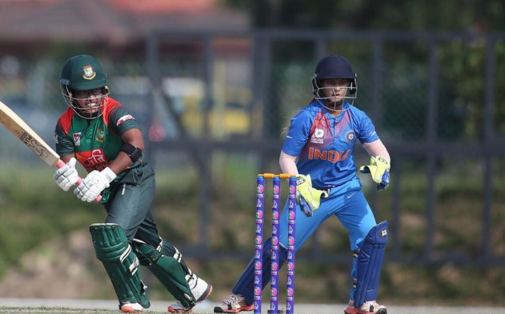 Bangladesh Women Win Last Ball Thriller Vs India To Clinch T20 Asia Cup Title
