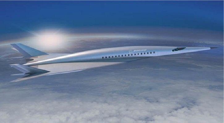 Boeing hypersonic plane