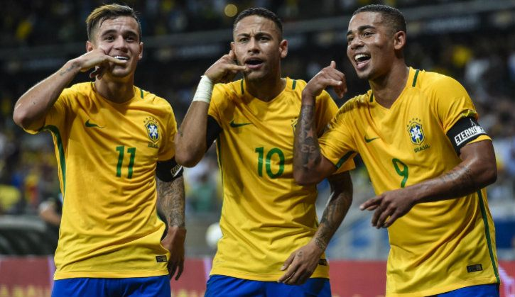 brazil to win fifa world cup 2018