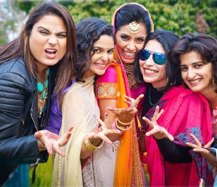 Chak De girls