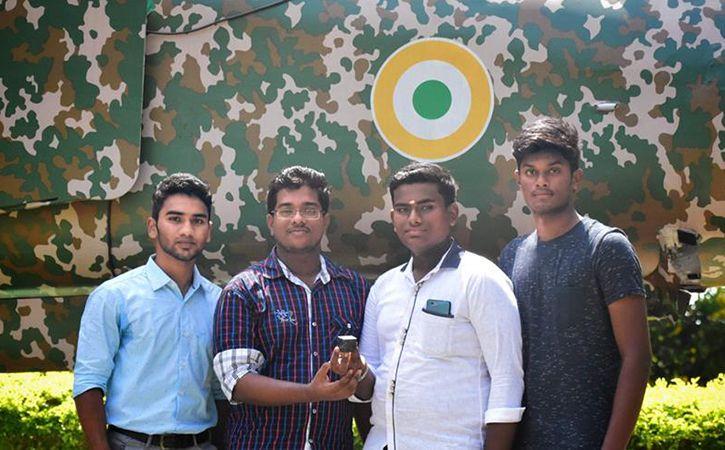 Chennai Students Develop Lightest Satellite