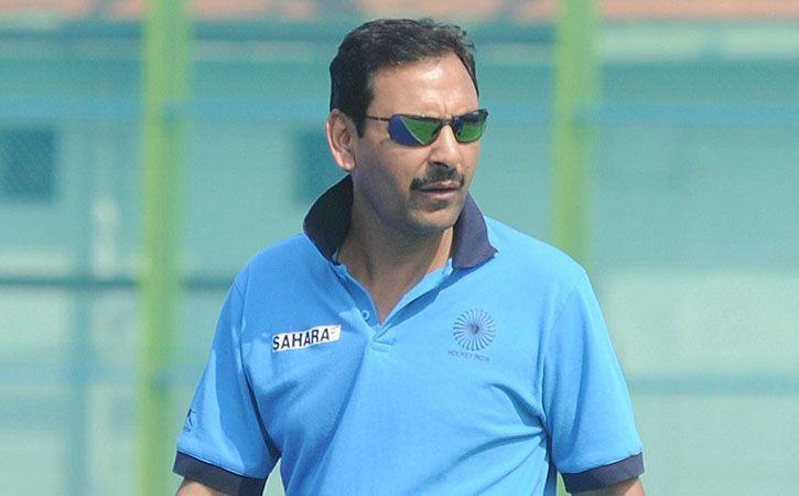 Chief coach Harendra Singh